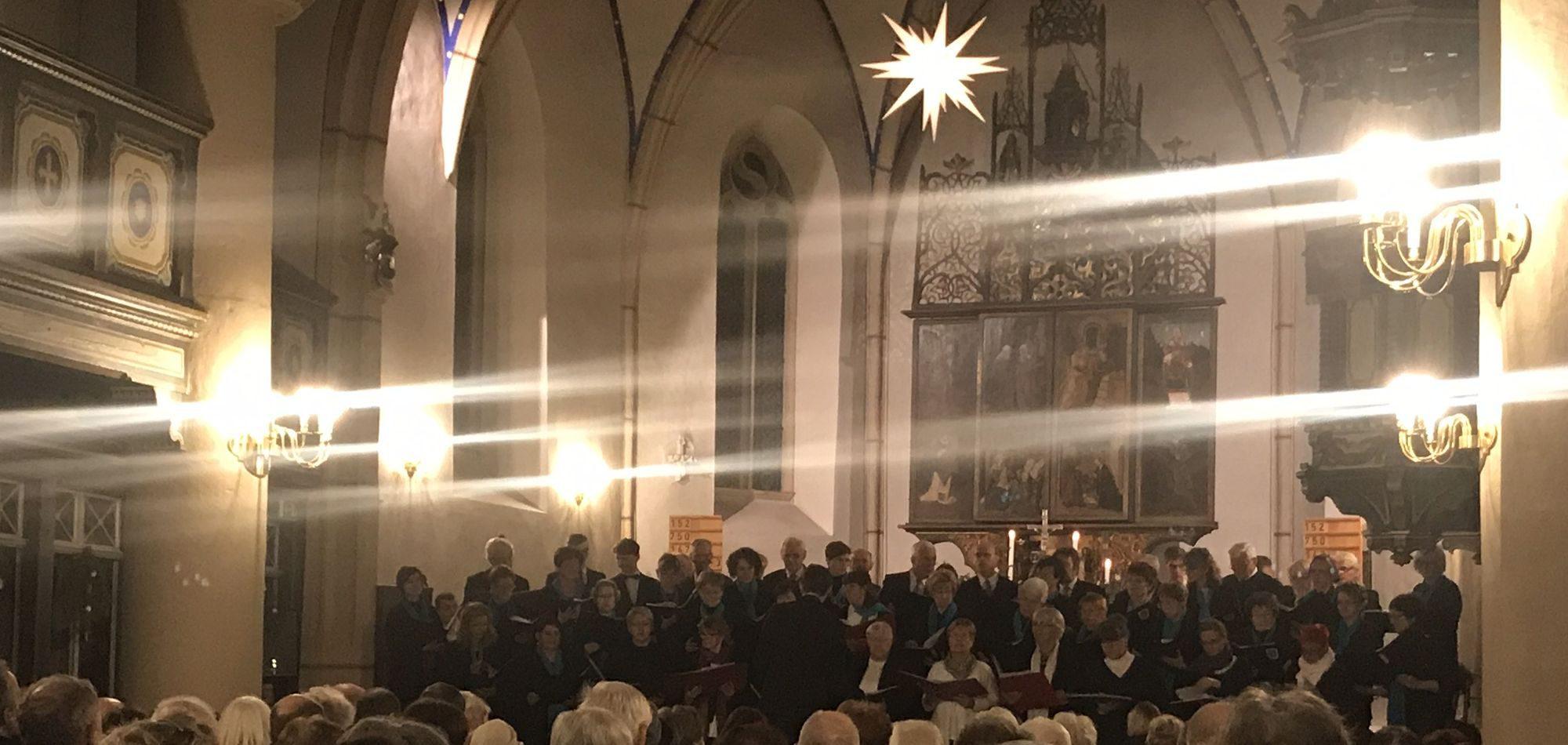 Konzert in der Kirche am 2. Advent